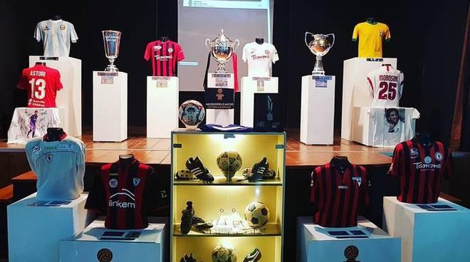 In viaggio con la storia del calcio