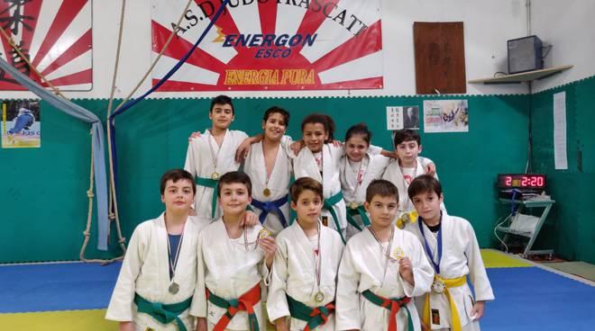 Judo Frascati - Trofeo 4 Stagioni