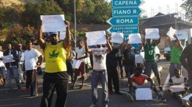 migranti Roma Nord