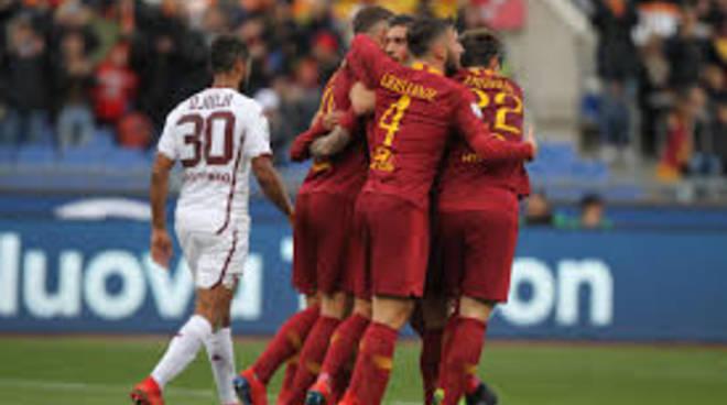Roma-Torino 3-2