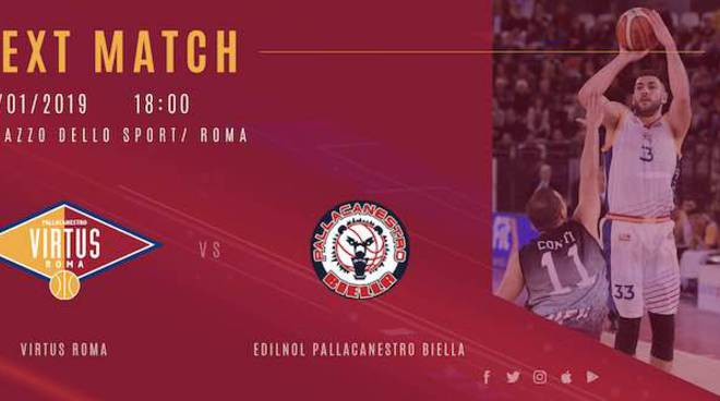 Virtus Roma - Basket