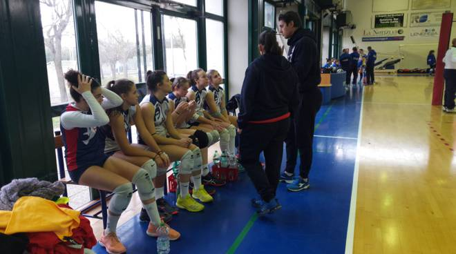 Volley Club Frascati - Time Out