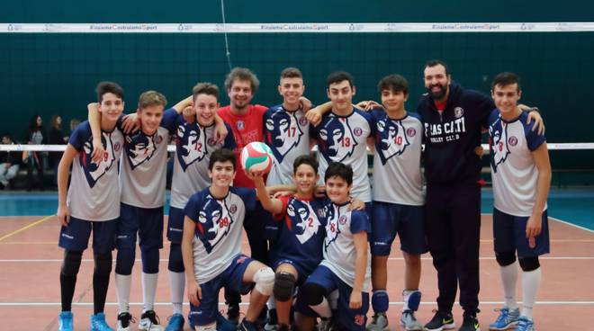 Volley Club Frascati - Under 16