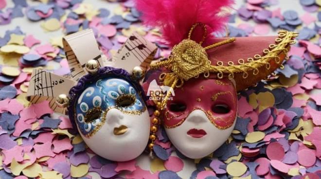 Carnevale 2019  Borgo Pio a Roma