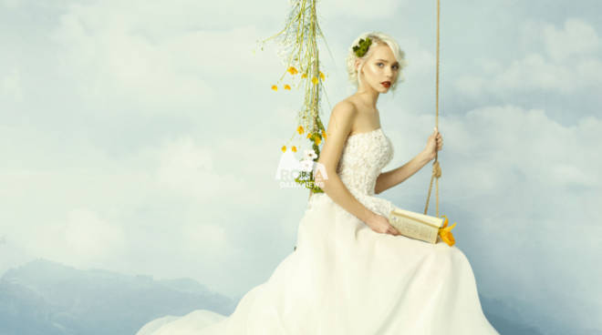 Wedding Open Day a Grottaferrata, l'haute couture della moda italiana sposa l'arte