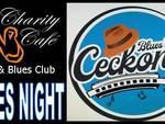 Ceckony Blues Band in concerto al Charity Café