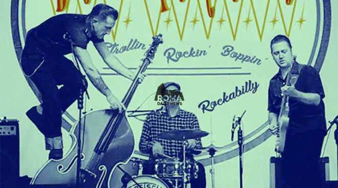 Bevo Solo Rock'n Roll Presenta Bop Meters in concerto al Cotton Club