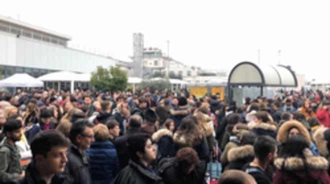 incendio aeroporto Ciampino
