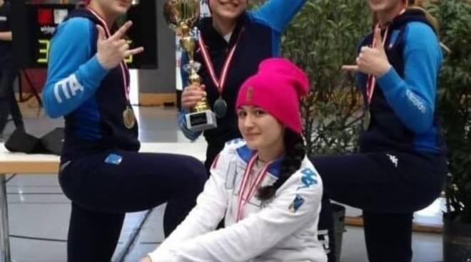 Puglia e Rossini nella squadra di Coppa del Mondo Under 20