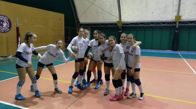 Terza divisione- Volley Club Frascati