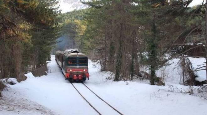 Treno della neve