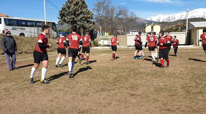 Under 18 Rugby Frascati Union