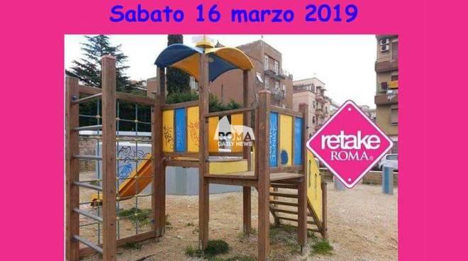 Retake Pista Ciclo-Pedonale di Monte Mario