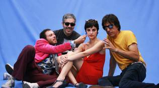 Lora & The Stalkers in concerto al Fanfulla