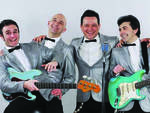 Four Vegas in concerto al Cotton Club