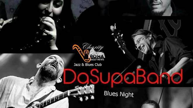 DaSupa Band in concerto al Charity Café