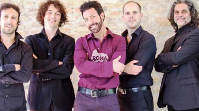 Marco Liotti & The Fifty Fifty in concerto al Cotton Club