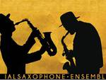 Ialsaxophone Ensemble diretto da Gianni Oddi in concerto al Cotton Club