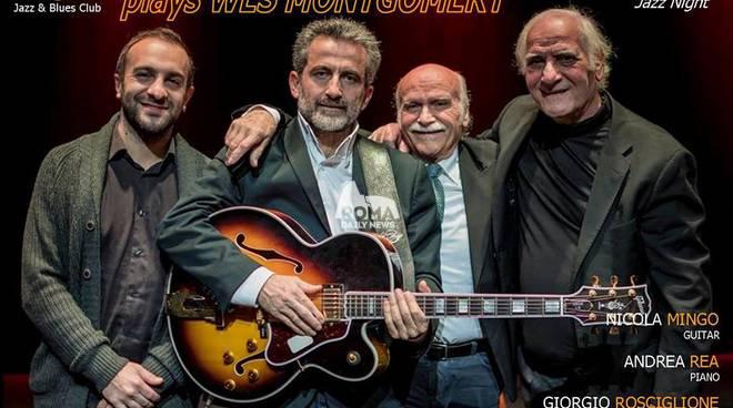 Al Charity Café Nicola Mingo Quartet: omaggio A Wes Montgomery
