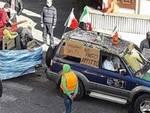 carro Carnevale anti migranti
