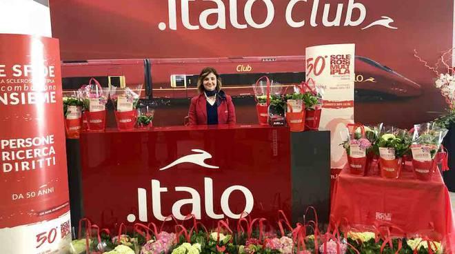 Italo sostiene AISM