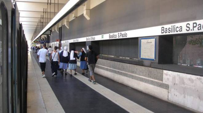 Metro B San Paolo