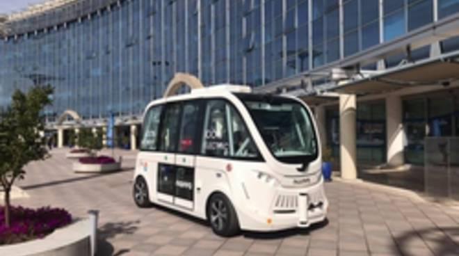 minibus Navya