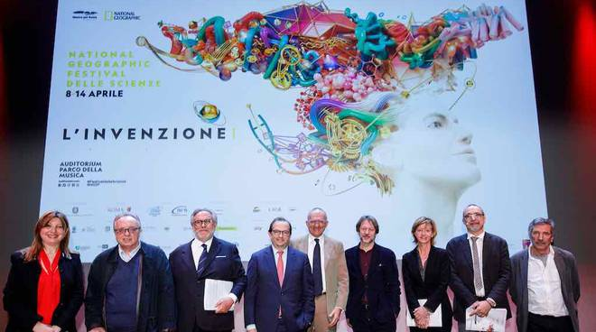 National Geographic Festival delle Scienze 2019