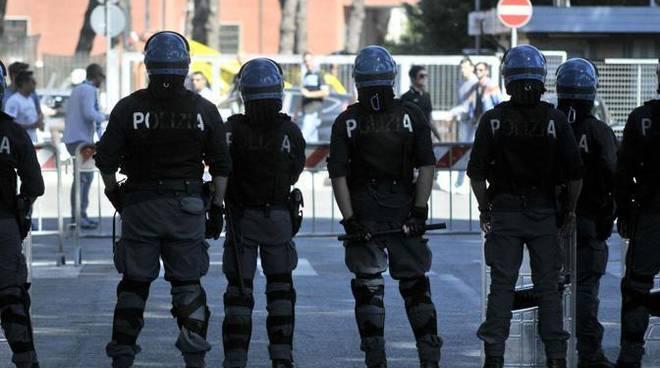 Polizia Stadio Olimpico