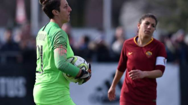 Roma-Atalanta femminile 0-3