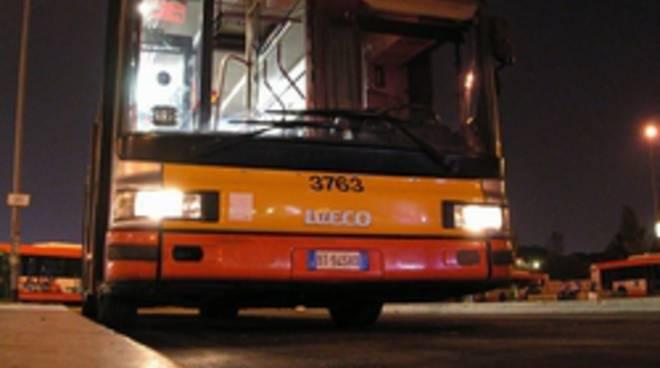 scontro automobile-bus 26-03-19