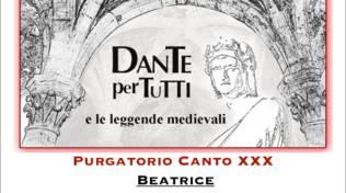 Dante per tutti: Purgatorio XXX - Beatrice