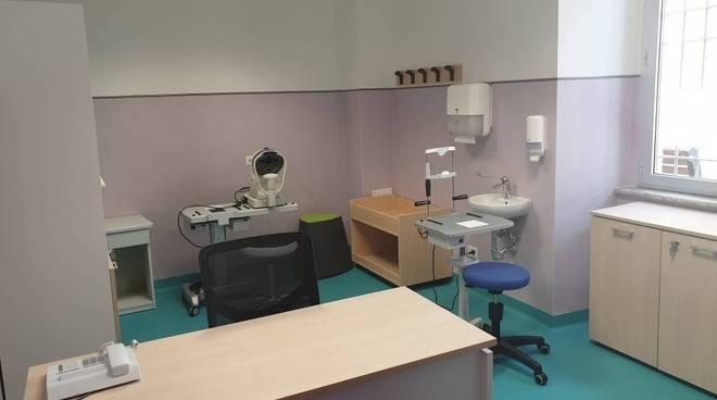 Centro Oftalmologia Pediatrico