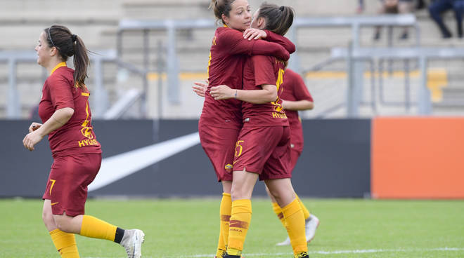 Fiorentina-Roma femminile