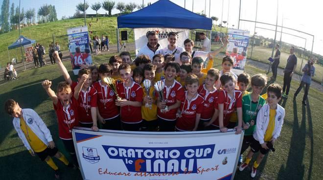 Oratorio Cup 2017-18