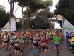 Partenza Appia Run 2019