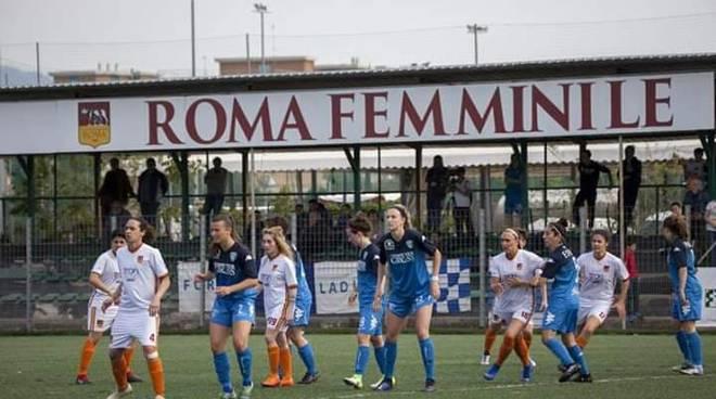 Roma CF - Empoli 0-2