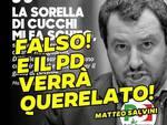 Salvini querela Pd