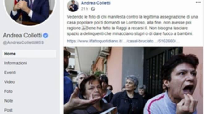 Andrea Colletti 9-5-19