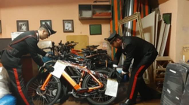 bici elettriche rubate 21-05-19