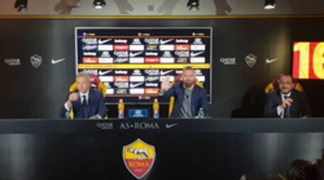 conferenza De Rossi