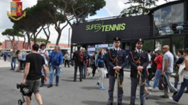 Internazionali tennis 20-05-19
