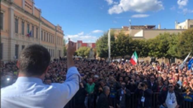 Matteo Salvini 21-05-19