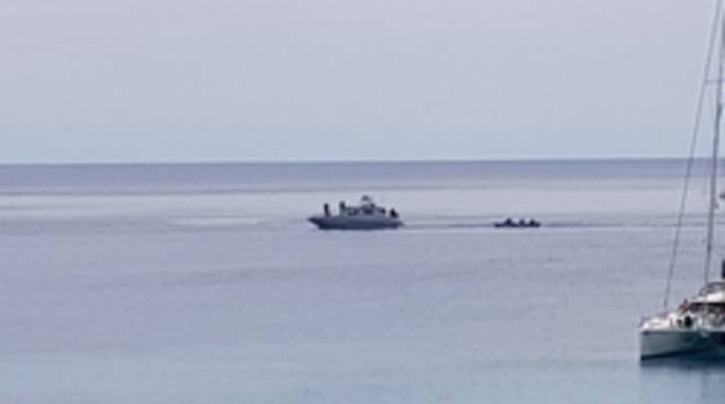 mini sbarco Lampedusa 21-05-19