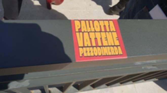 protesta tifosi roma