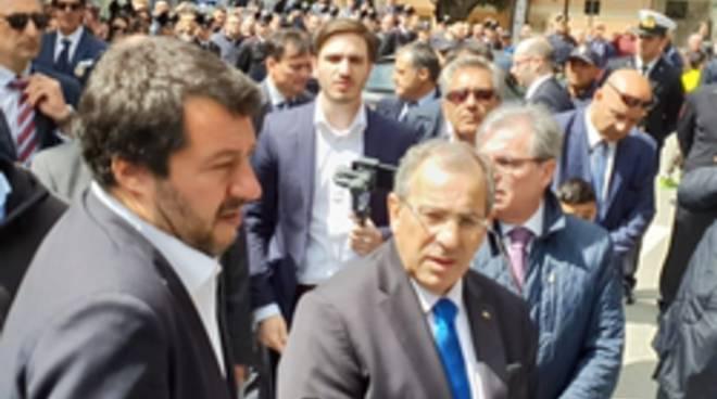 Salvini a Platì 10-5-19