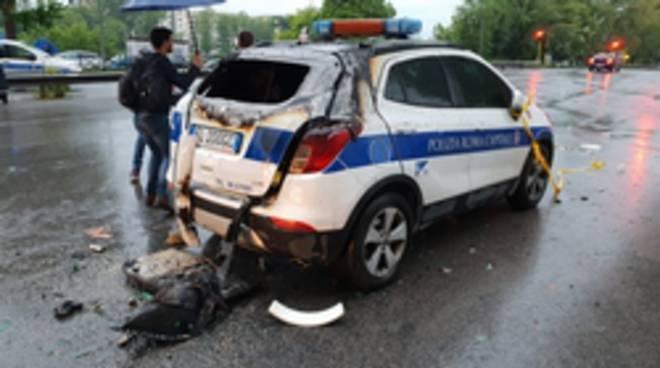 scontri ultrà-polizia