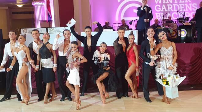 Danza Sportiva: per la prima volta l\'Italia vince nello storico Blackpool Dance Festival