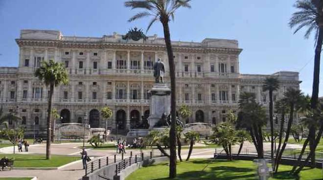 Palazzo Giustizia Roma