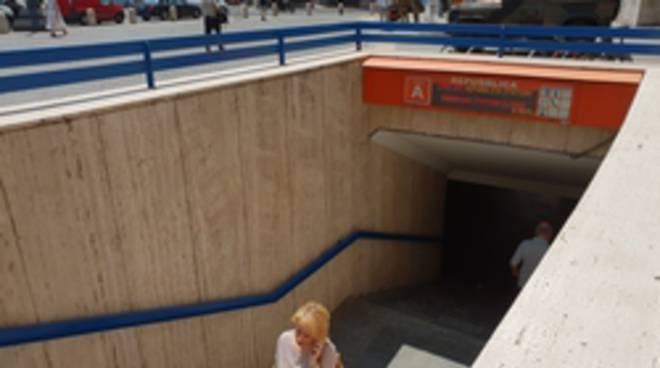 riapertura metro Repubblica